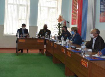 В Сальске состоялось первое заседание призывной комиссии