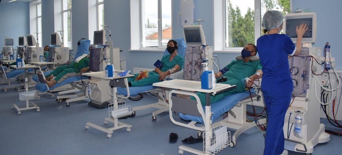 В Сальске открылся межрайонный гемодиализный центр