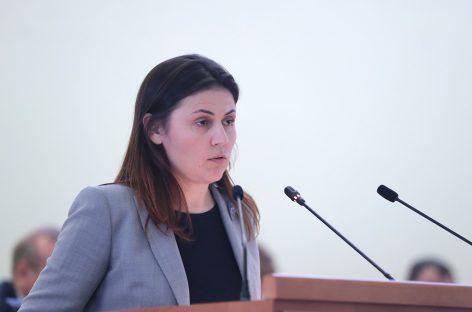 Сальчан приглашают на прием к депутату Светлане Мананкиной
