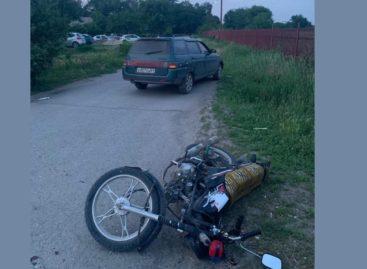 Сальских велосипедистов и мотоциклистов просят быть внимательнее на дорогах