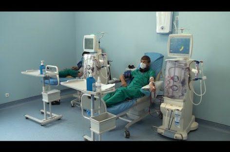 Как работает новый центр диализа в Сальске (ВИДЕО)
