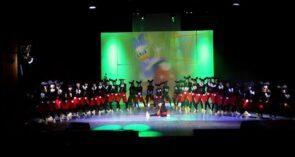 Сальские танцоры ансамбля «Дивертисмент» завоевывают награды даже в самоизоляции