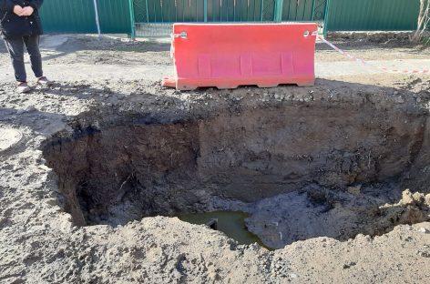 На Кучерде часто нет воды: то насос сгорел, то электролинию меняют