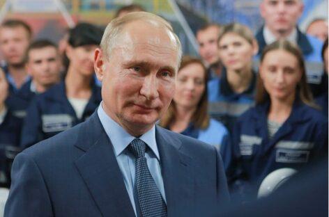 Главное, о чем говорил Владимир Путин в своем обращении к россиянам