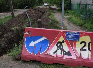 В одном из микрорайонов Сальска станет меньше проблем с водоснабжением