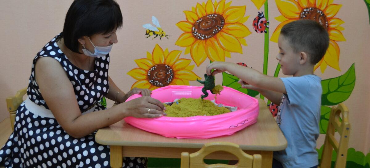 В Сальске, в детском саду «Голубок», открыли три дежурных группы