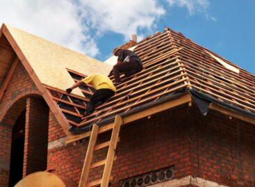 Сальчанин упал с крыши, с четырёхметровой высоты