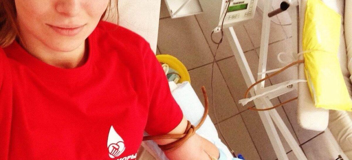 В последний месяц весны областную станцию переливания крови посетили порядка 2500 доноров