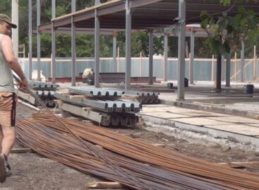 В Сальской ЦРБ идет капремонт сразу в нескольких отделениях и строительство нового корпуса
