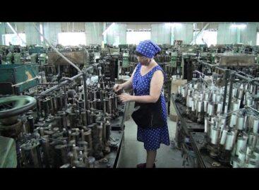 Со всей душой подходят к делу: сальчане не дали закрыться текстильной фабрике