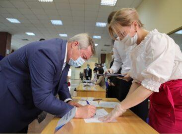 Василий Голубев выдвинут кандидатом в губернаторы от партии «Единая Россия»