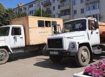 На улицах Ленина, Пушкина и Московской днём не будет воды