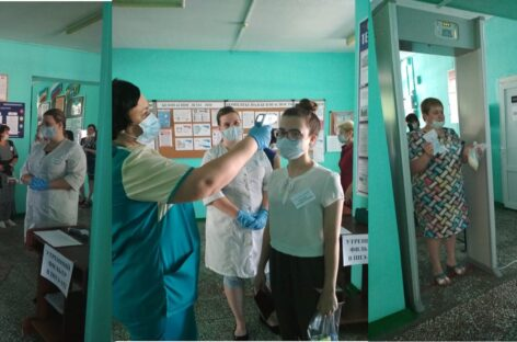 Донским образовательным учреждениям выделены средства на защиту от коронавируса