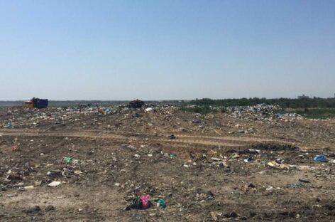 Свалка — не резиновая: как идет работа на сальском полигоне приема ТБО