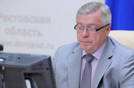 Донской глава принял решение о строительстве и ремонте объектов социальной сферы