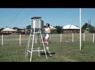 Как работает метеостанция в Гиганте
