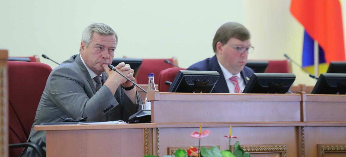 Инициативу губернатора по поддержке бизнеса поддержали депутаты Заксобрания