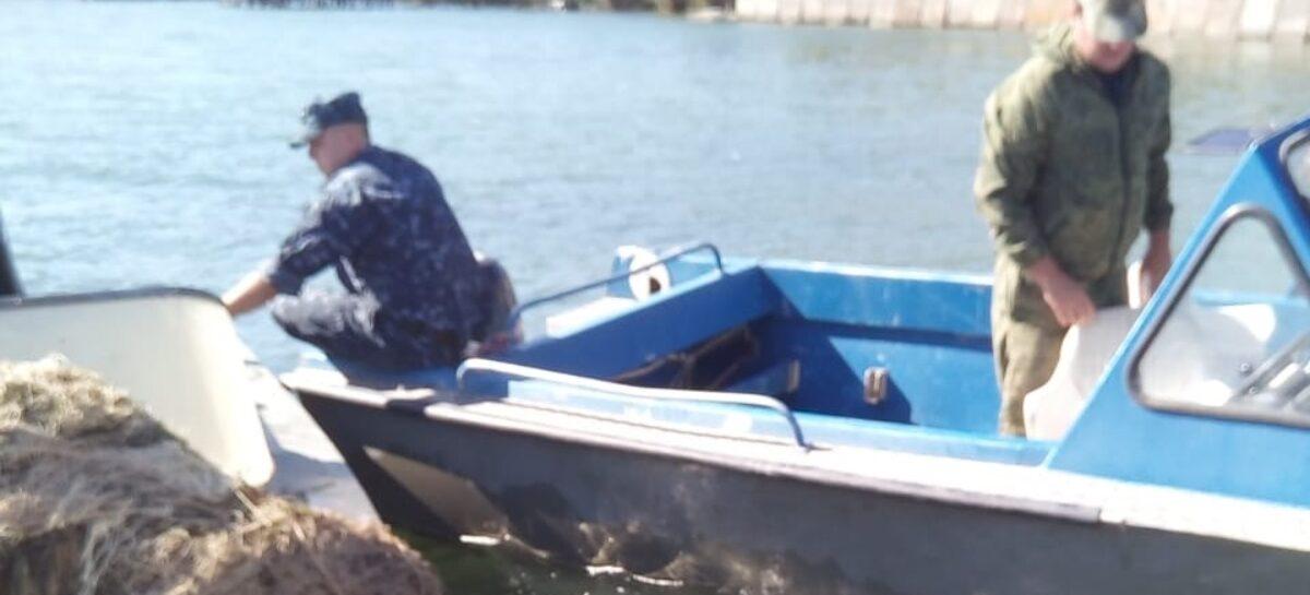 Сотрудники рыбохраны предотвратили ущерб водным ресурсам
