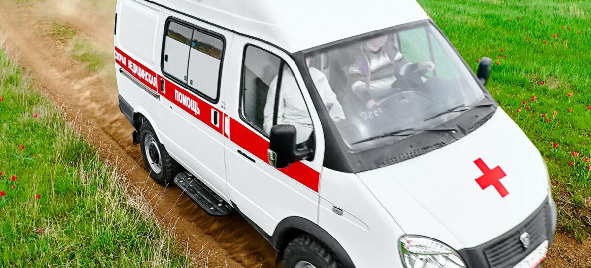 248 новых автомобилей поступят в санитарный парк районных и городских служб здоровья