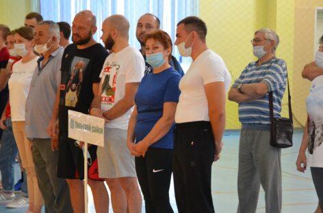 В Сальске прошел первый день зонального этапа спартакиады Дона-2020