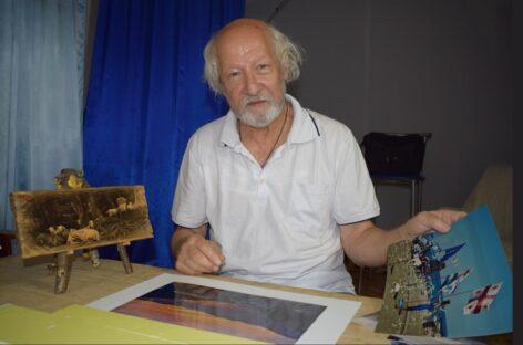 Известный сальский фотохудожник Николай Бородулин верит в то, что классика вечна
