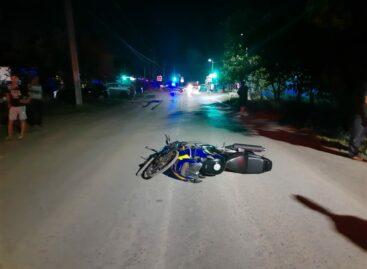 В результате аварии в травматологическое отделение сальской больницы попали два сальчанина