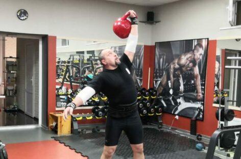 Сальская федерация бодибилдинга и силового спорта в конце июля отметила три года со дня основания