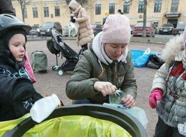 Молодые родители интересуются, почему малыша не исключают из списка на оплату за вывоз мусора