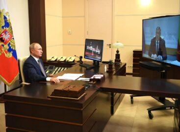 Губернатор Ростовской области предложил Владимиру Путину отметить наградами донских тружеников