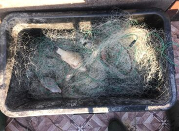 На Маныче сотрудники транспортной полиции пресекли незаконный вылов биоресурсов