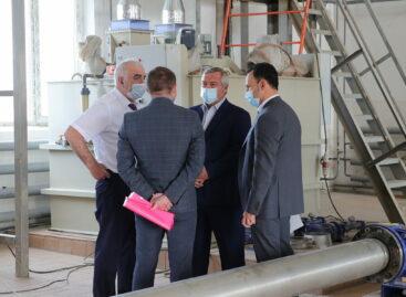 Ввод нового комплекса водоснабжения обеспечит качественной водой до 500 тысяч жителей Ростовской агломерации