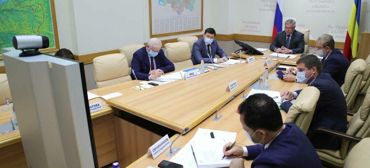 Марат Хуснуллин поручил подготовить предложения по ускорению реализации проекта Ростовского транспортного кольца