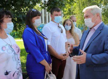 Василий Голубев: «Доля поддержки населения в форме соцконтрактов должна возрасти на 34%»