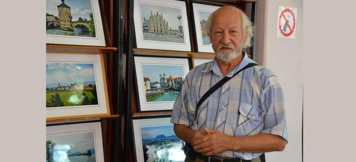 Фотохудожник Николай Бородулин объясняется в любви к родному городу своими работами