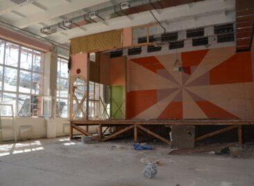 Почему строители не сдержали слово отремонтировать СИТ на Ново-Сальске до 1 сентября