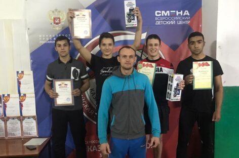 Сальчанин Александр Березин выиграл губернаторский грант на развитие спорта в Сальске