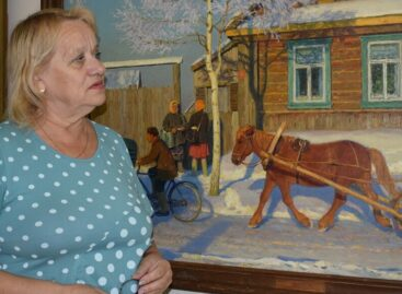 На выставку в Москву уехали 5 картин из фондов сальского художественного музея