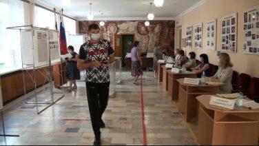 Сальчане сделали свой выбор в единый день голосования