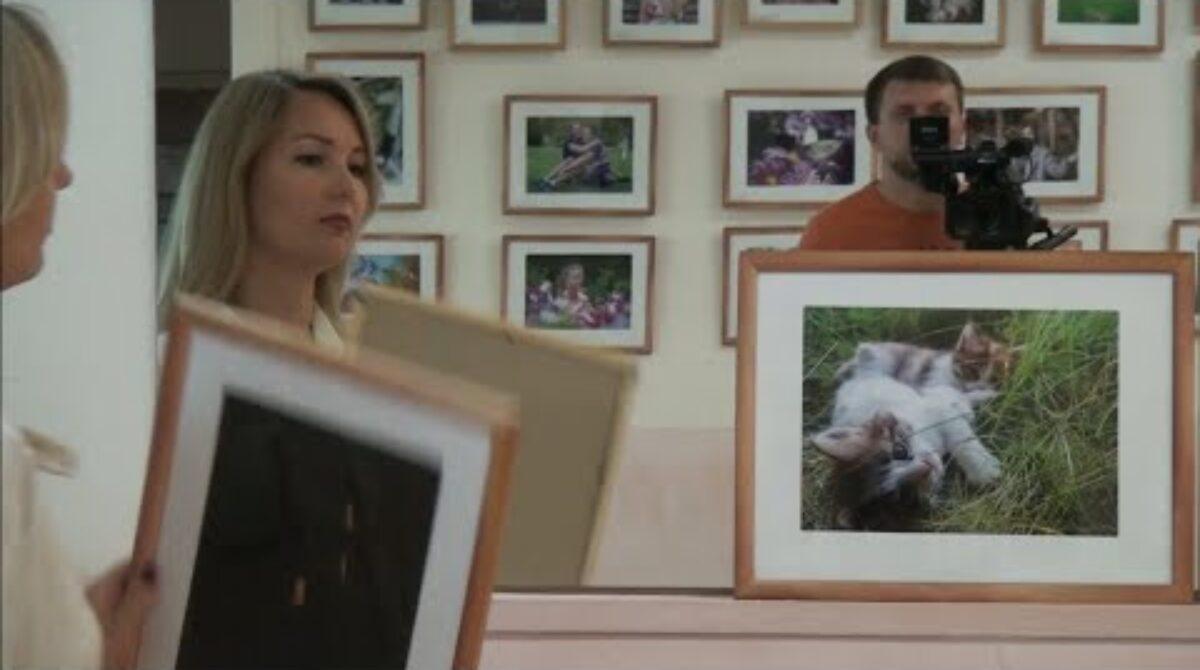 Фотовыставку семьи Мирошниковых можно увидеть в фойе сальского Дворца культуры