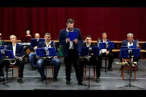 Праздник в онлайне: Сальск с днем рождения поздравил муниципальный духовой оркестр