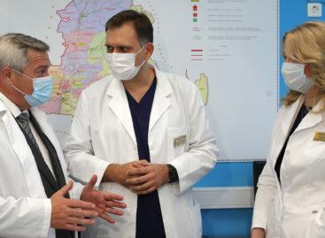 Татьяна Голикова и Василий Голубев обсудили планы развития донского здравоохранения