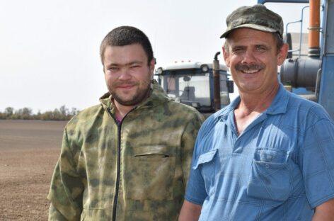 В «Руси» закладывают основу под урожай будущего года