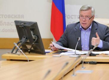 Василий Голубев: «Задача — увеличить количество ежедневных тестов на коронавирус!»