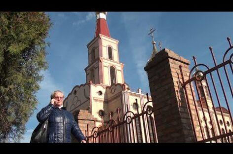 Просят помощи: храм на Красной строится, а на Ленина идет благоустройство
