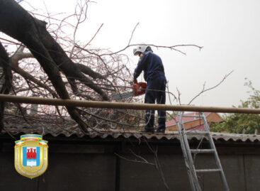 Буря подняла не только пыль и песок: экстренные службы на страже спокойствия жителей области