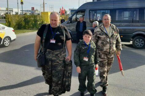 Сальские поисковики участвовали в передаче родным останков лётчика, погибшего во время Великой Отечественной войны, в битве за Кавказ