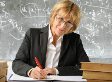 Учителя и воспитатели могут выйти на заслуженный отдых раньше общеустановленного срока