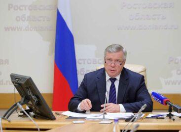 По поручению Владимира Путина глава Дона провел приём граждан