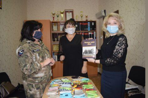 Сальские волонтёры решили позаботиться об учителях во время пандемии