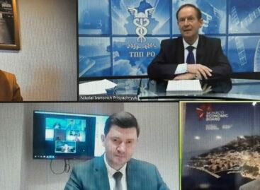 Бизнес-миссия Монако «посетила» донской регион